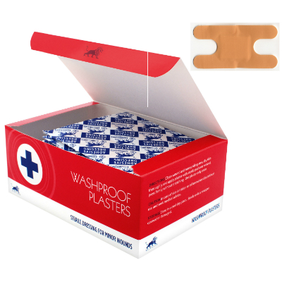 Washproof Plasters - Anchor (50)