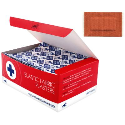 Fabric Plasters - 7.2cm x 5.1cm (50)