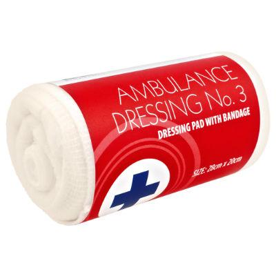 Ambulance Dressing No. 3 - 28cm x 20cm