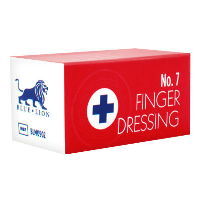 No. 7 Small Boxed Finger Dressing