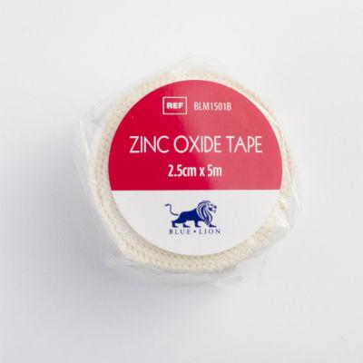 Zinc Oxide Tape - 2.5cm x 5m