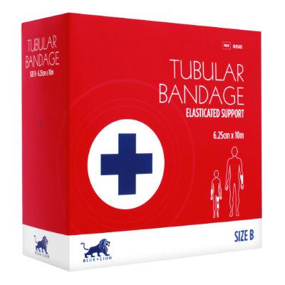 Tubular Bandage B - 6.25cm x 10m