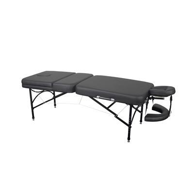 Portable Massage Table - Black