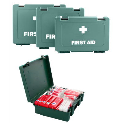 BS-8599-1 Compliant Large First Aid Kit in Standard Box