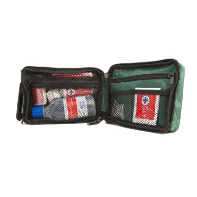 BS-8599-1 Compliant Travel First Aid Kit Refill