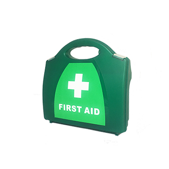 Contemporary First Aid Box - Large - 330mm x 350mm x 95mm