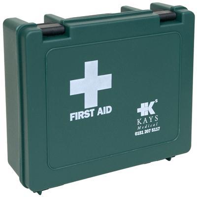 Standard First Aid Box - Large - 247mm x 337mm x 98mm
