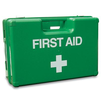 Deluxe First Aid Case - Medium - 330mm x 230mm x 125mm