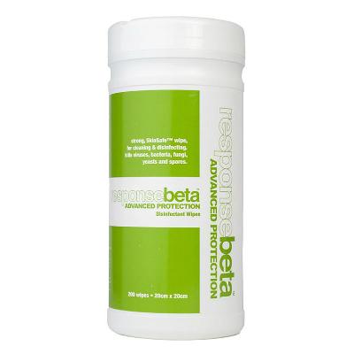 ResponseBeta Disinfectant Wipe Tub (200)