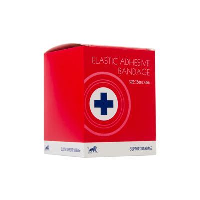 Elastic Adhesive Bandage - 7.5cm x 4.5m - Boxed