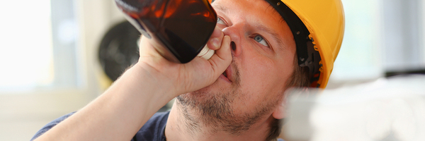 Drug And Alcohol Abuse In The Construction Industry