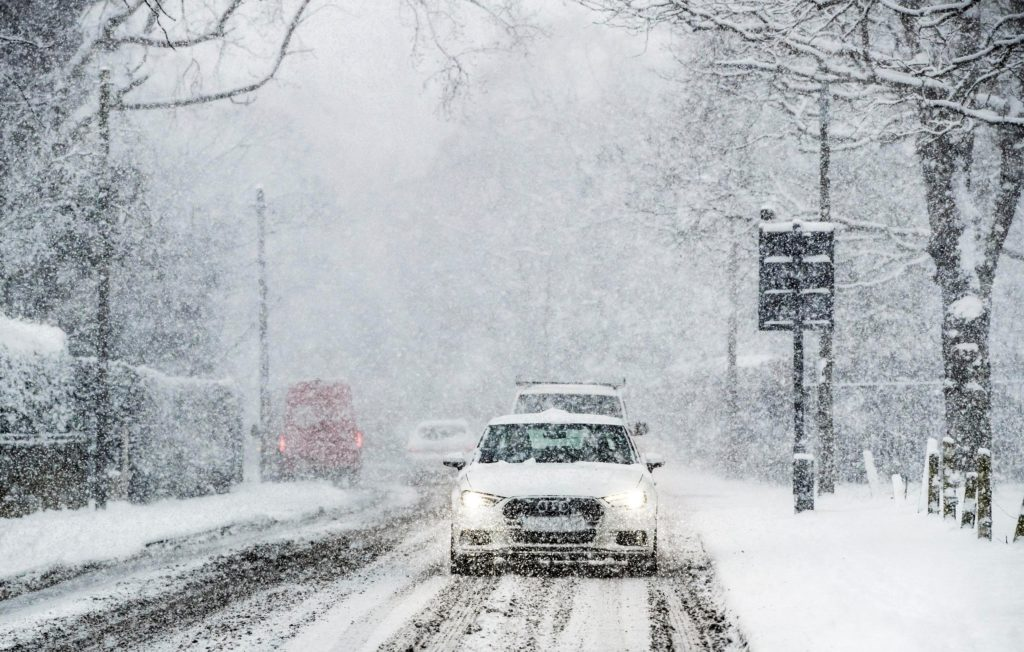 prepare your car for winter driving
