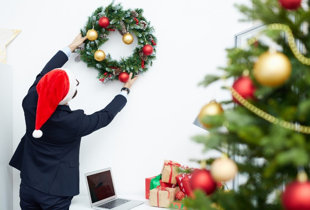 fun festive office activities