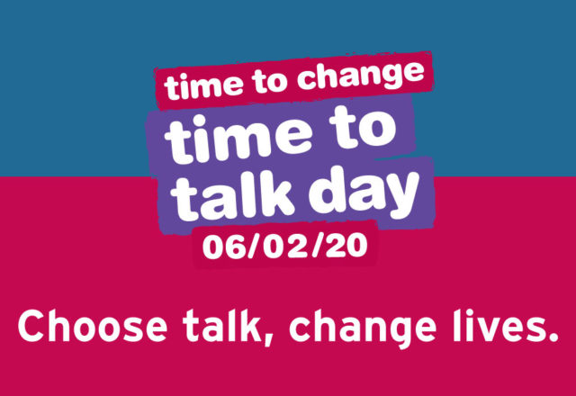 time to talk day 2020