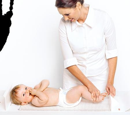 Seca 210 Baby Measuring Matt